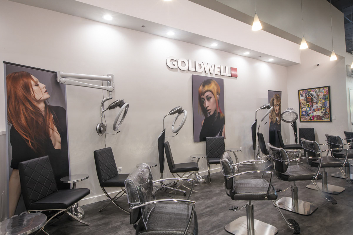 Salon Tour hair by Scott & Co